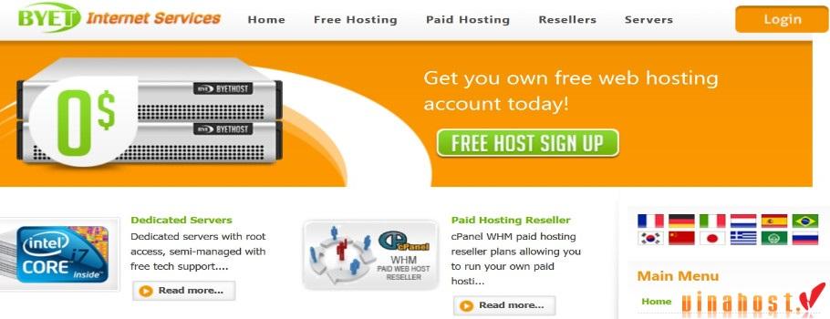 vn hosting